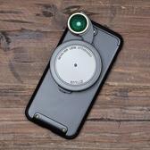 Ztylus 思拍樂 RV-3 iphone7 / 8 kit 手機殼+四合一鏡頭(廣角+魚眼+微距+偏光鏡+立架) 公司貨