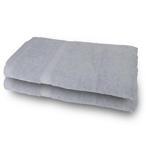 五星級飯店浴巾-暗灰藍【愛買】