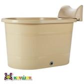 KEYWAY 頭枕式SPA泡澡桶 220L BX-1 64x104x72.8cm