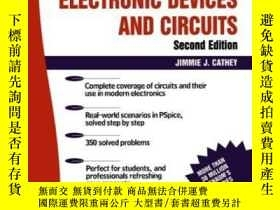 二手書博民逛書店Schaum s罕見Outline Of Electronic Devices And Circuits, Sec