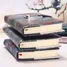 交換禮物-帶鎖日記本密碼本手賬本學生記事本筆記本子B6多功能正韓小清新