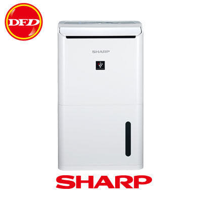 SHARP 夏普 8.5L空氣清淨除濕機 DW-H8HT-W 除濕能力8.5L 自動除菌離子 公司貨 2/28前登錄送7-11壹千元
