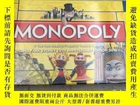 二手書博民逛書店monopoly罕見the fast dealing prope