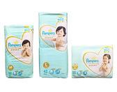 【箱購4包】Pampers 幫寶適 一級幫 黏貼版 紙尿褲/尿布 M52片/L42片/XL33片