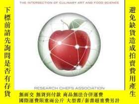 二手書博民逛書店Culinology:罕見The Intersection of Culinary Art and Food Sc