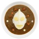 日本 鹹蛋超人 飯糰模具/印模 咖哩飯/燴飯模型 壓模器 日本製