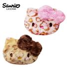 【日本正版】凱蒂貓 豹紋 收納包 化妝包 小物收納 Hello Kitty 三麗鷗 Sanrio 398088 398095