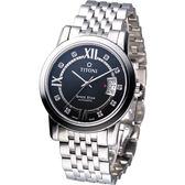 TITONI Spacestar 世紀之星 紳士機械錶 83738S-363