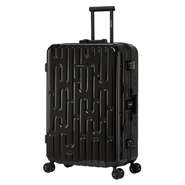 【CENTURION百夫長】鋁框款26吋A_H_arn斯德哥爾摩黑行李箱