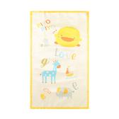 【奇買親子購物網】黃色小鴨涼感冰絲涼蓆(65×120cm)