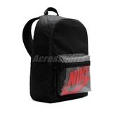 Nike 後背包 Heritage 2.0 Backpack 黑 紅 男女款 運動休閒 【ACS】 BA6175-010