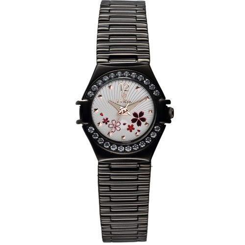 ELIDA 簡約花漾腕錶 EA2919DLB-WF