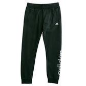 Adidas EN CH FL LINEAR 運動長褲 AZ4899 舒適 黑色系 女 健身 透氣 運動 休閒 新款 流行