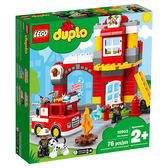 LEGO 樂高 Duplo 得寶系列 10903 消防局 【鯊玩具Toy Shark】