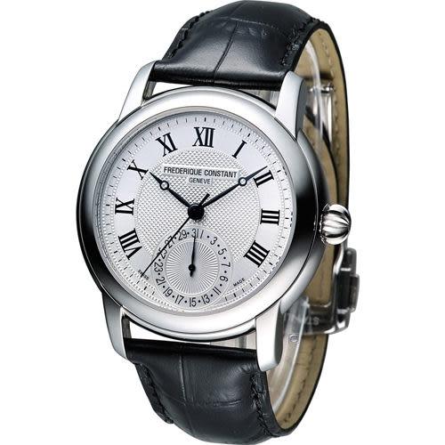 Frédérique Constant 經典羅馬紳士機械腕錶 FC-710MC4H6 康斯登