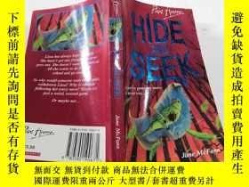 二手書博民逛書店Hide罕見and seek:捉迷藏Y212829