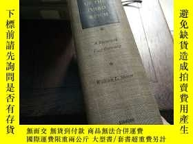 二手書博民逛書店The罕見rise and fall of the third Reich: a history of Nazi