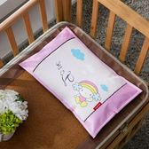 兒童枕頭夏季嬰兒冰絲涼枕幼兒園寶寶3-6-9歲午休枕小學生蕎麥枕 英雄聯盟