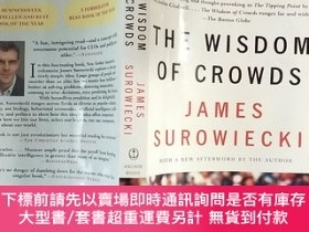 二手書博民逛書店The罕見Wisdom of Crowds:Why the Many Are Smarter Than the F