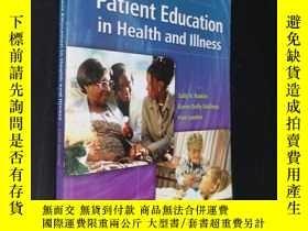 二手書博民逛書店Patient罕見Education in Health and