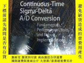二手書博民逛書店Continuous-Time罕見Sigma-Delta A D