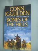 【書寶二手書T6/原文小說_JJT】Bones of the Hills_Conn Iggulden
