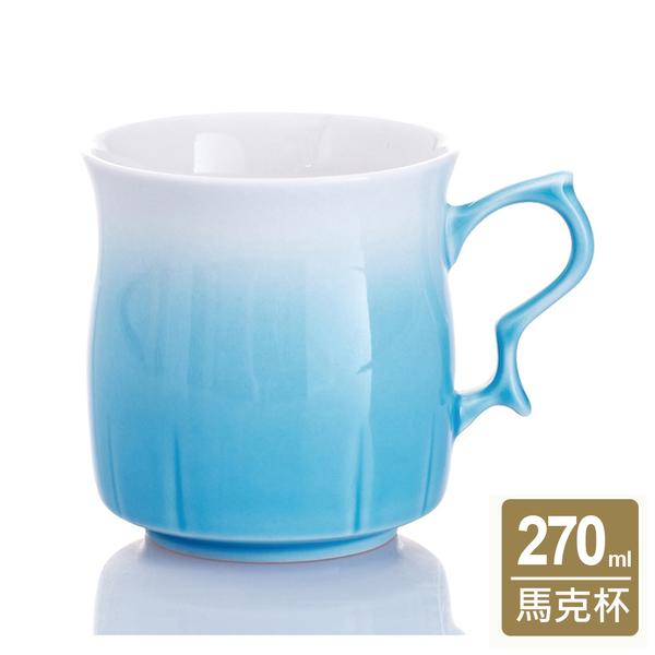 《乾唐軒活瓷》甜心杯 / 白藍