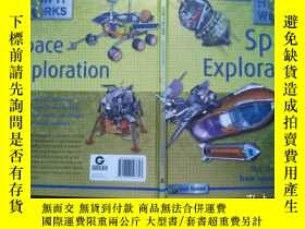 二手書博民逛書店Space罕見Exploration(The inside st