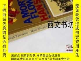 二手書博民逛書店【罕見】1972年出版 韓素音著《A MORTAL FLOWER