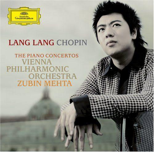 郎朗  蕭邦 :第1, 2號鋼琴協奏曲 CD (音樂影片購)
