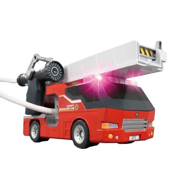 TAKARA TOMY 消防雲梯車
