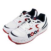 [加碼贈品](B6) KangaROOS 男鞋 美國袋鼠鞋 復古跑鞋 運動休閒鞋 KM91069 白 [陽光樂活]