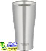 [8東京直購] THERMOS 膳魔師 不鏽鋼冰沁杯 JDA-400-S 400ml 寬口 保溫 保冷 賣場另有專用防塵杯蓋