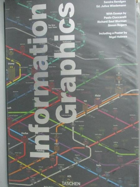 【書寶二手書T1/廣告_WGL】Information Graphics_Rendgen