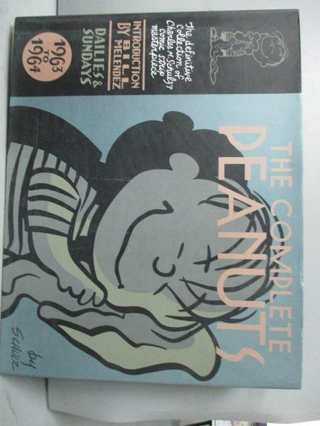 【書寶二手書T1/原文小說_ZCM】The Complete Peanuts, 1963-1964_Schulz, Charles M.