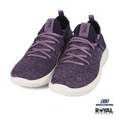 Skechers 新竹皇家 One 紫色 織布 套入式 輕量 健步鞋 女款 NO.I9300