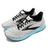 Brooks 慢跑鞋 Hyperion Tempo 白 藍 男鞋 訓練型跑鞋 運動鞋 【ACS】 1103391D129