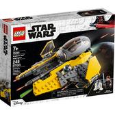 "樂高積木LEGO《 LT75281 》STAR WARS™ 星際大戰系列 - Anakin""s Jedi Interceptor / JOYBUS玩具百貨"