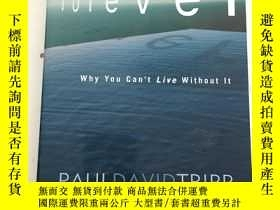 二手書博民逛書店Forever:罕見Why You Can't Live Wit