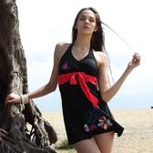 ≡MARIUM≡ 大女連身裙〈兩件式〉 MAR-4307W