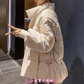 羽絨服 羽絨棉衣棉服女冬裝棉襖新款韓版寬鬆短款面包冬季外套爆款 - 小衣里大購物