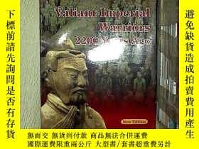 二手書博民逛書店Valiant罕見lmperial warriors 2200