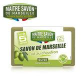 【法國 玫翠思】傳統經典橄欖馬賽皂(100g*6入)
