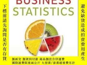 二手書博民逛書店An罕見Essential Guide to Business StatisticsY410016 Dawn