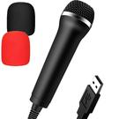 [106美國直購] 話筒 new model Konami Rock Band Guitar Hero Official Microphone (Wii PS3 Xbox 360)