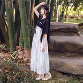 新漢元素古裝服裝齊胸襦裙古風連身裙