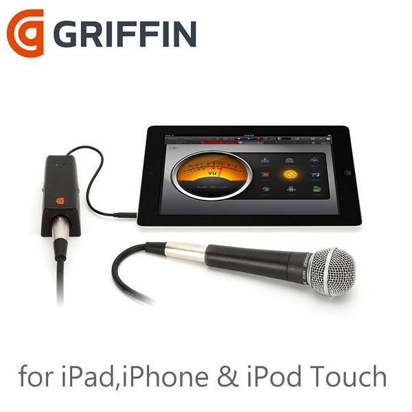 【東西商店】Griffin mic connector 麥克風連接器 for iPad,iPhone & iPod Touch