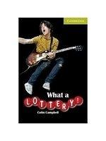 二手書博民逛書店 《CER Starter: What A Lottery!》 R2Y ISBN:0521683270│Campbell