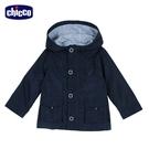 【零碼出清】chicco-外套-活動帽長外套