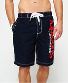 美國代購 現貨 Superdry 極度乾燥 Superdry Boardshorts 短褲/海灘褲 (L、XL)